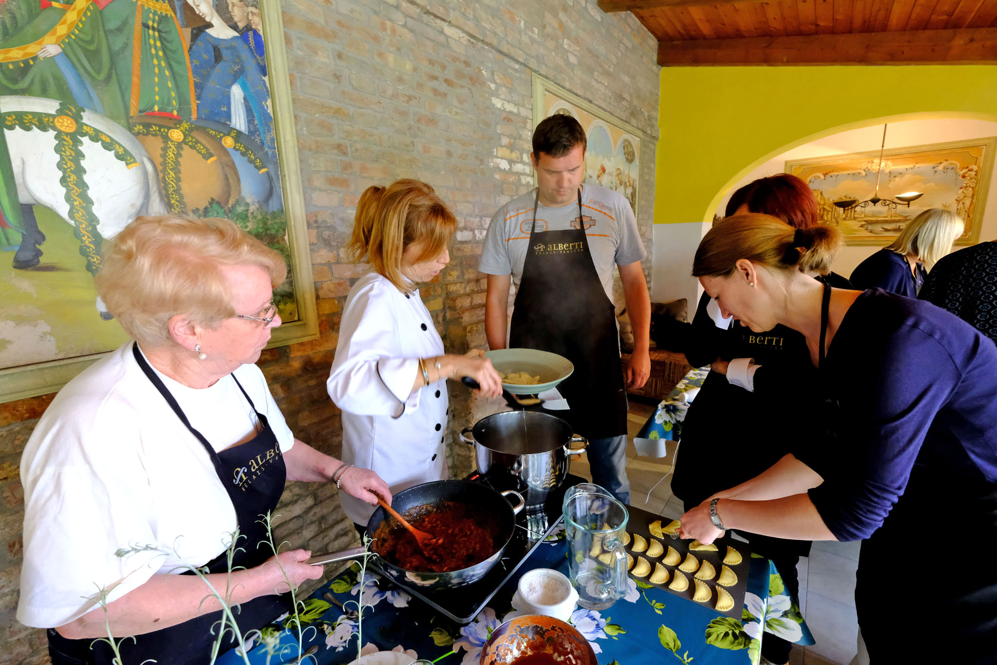 Cooking Class Venice  8